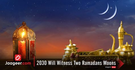 2030 will witness Two Ramadans Moons