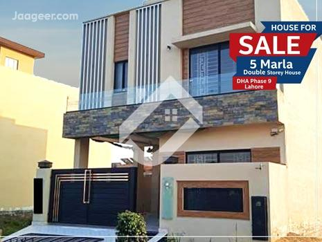 5 Marla Double Storey House Is Available For Sale In DHA Phase 9 in DHA Phase 9