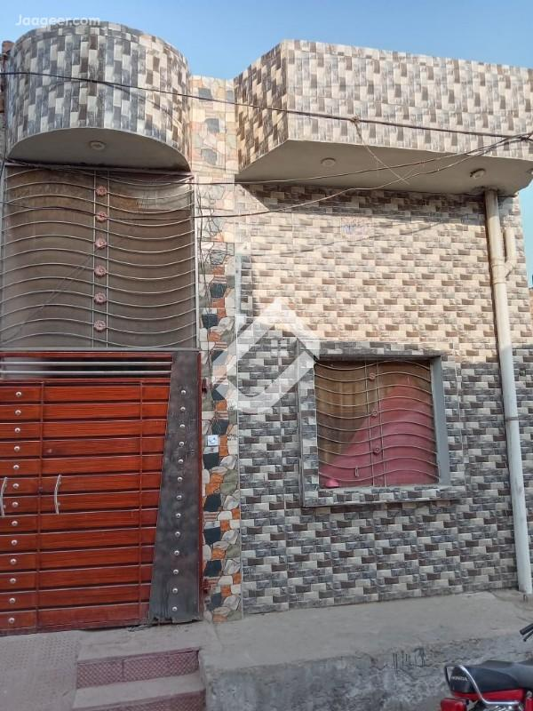 2.5 Marla House Is Available For Sale In Raza Town Sargodha - Jaageer.com